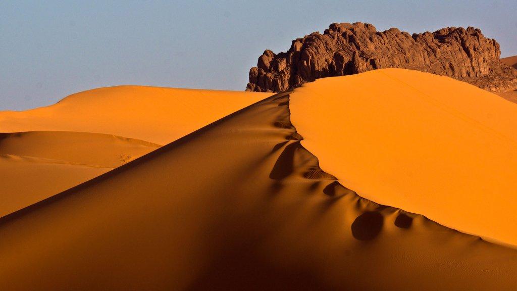 Borkou, sulle dune di Onour