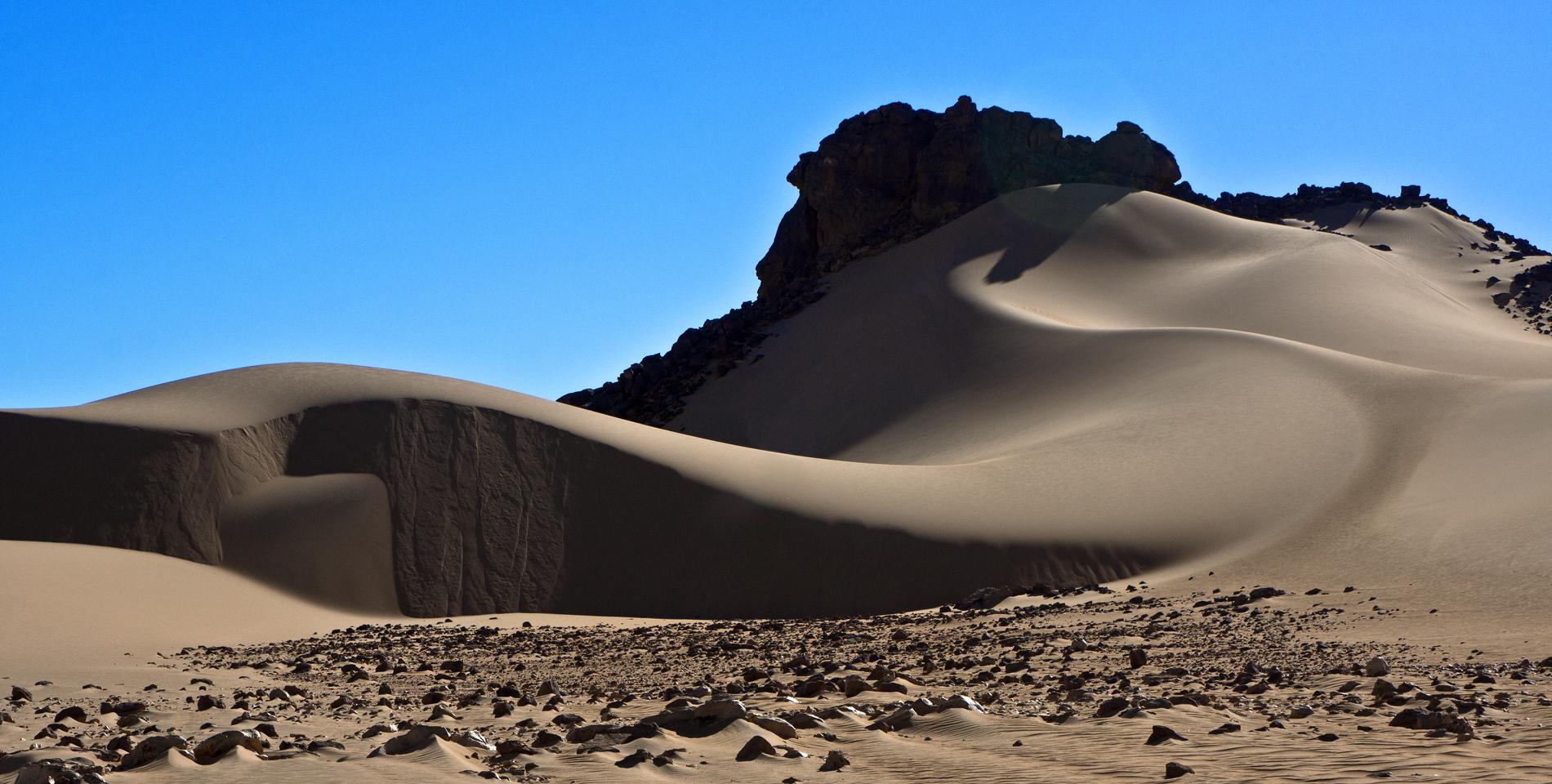 Borkou, dune di Tougui