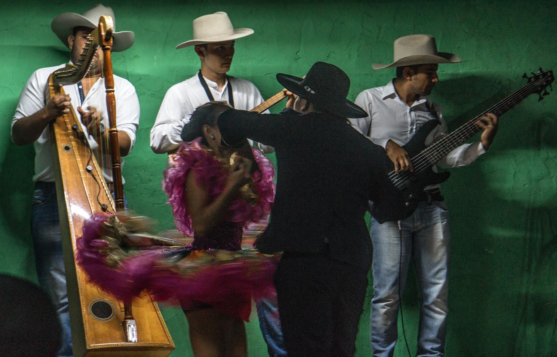 Colombia, Llanos, folklore