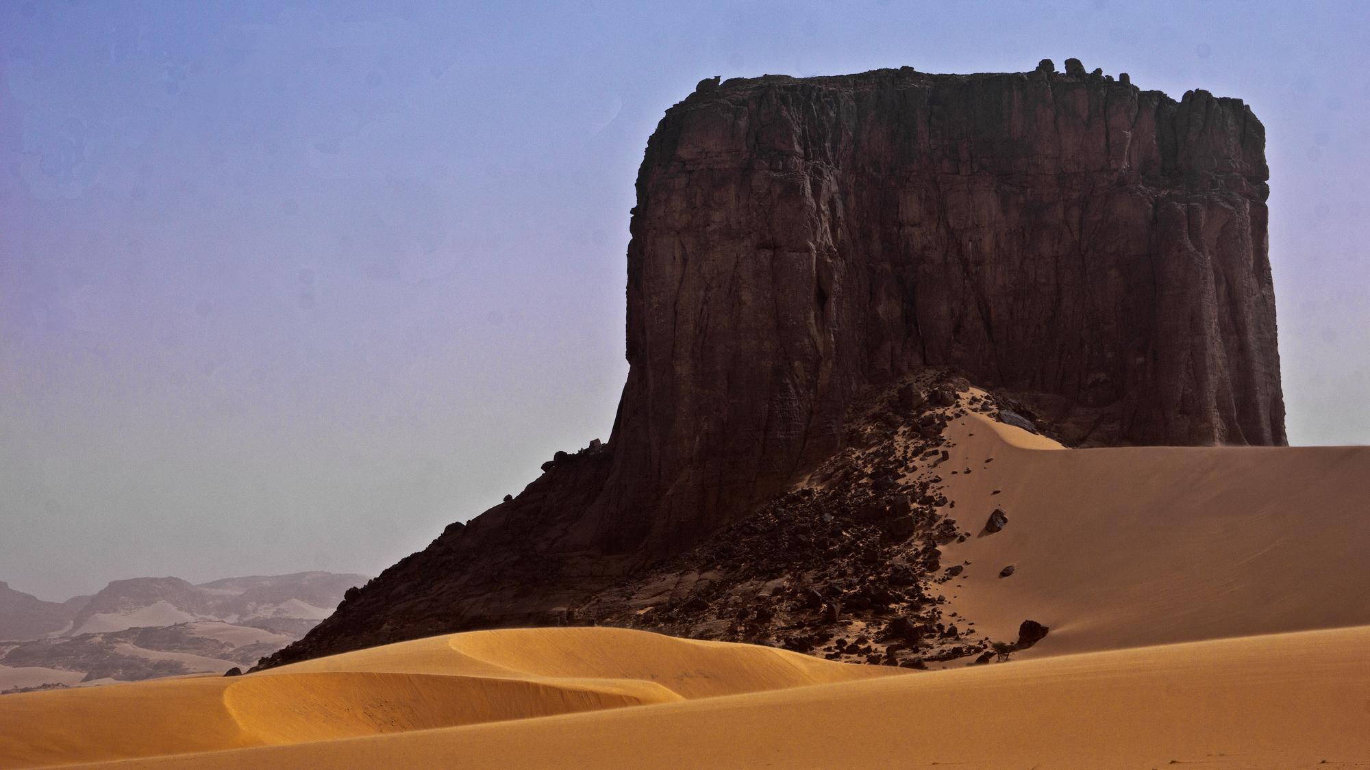 Borkou, i bastioni di Mogoro