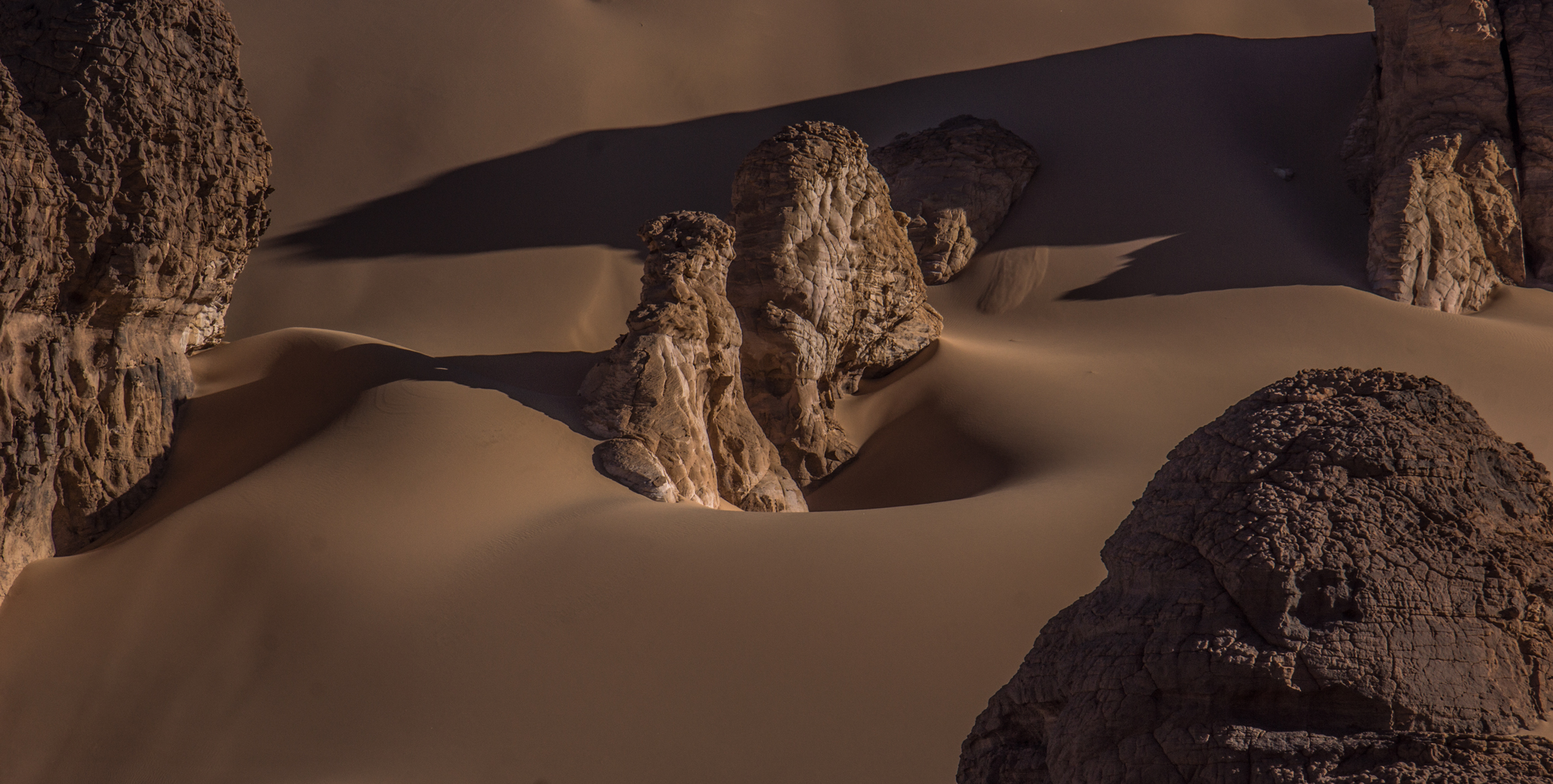 Borkou, roccia e morbidezza, un ossimoro a Ourti