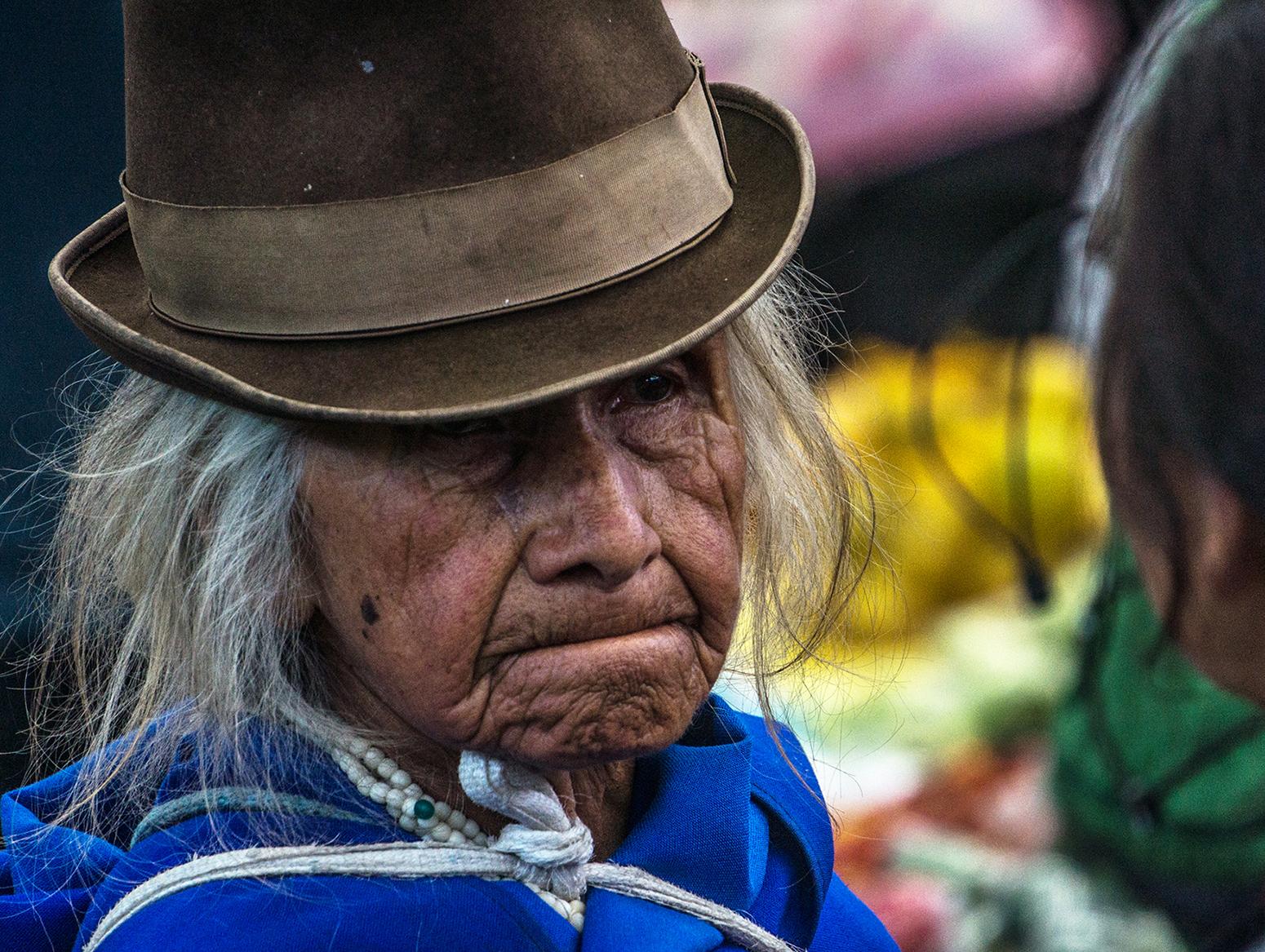 Colombia, mercato a Silvia