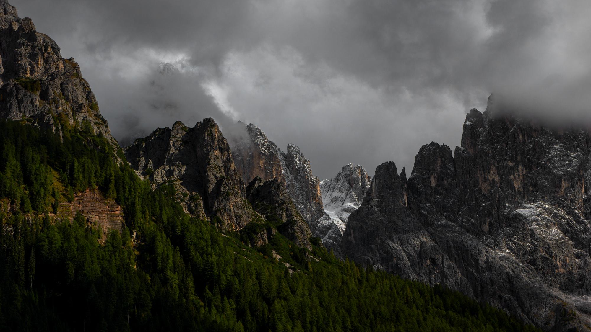 Dolomiti, le Pale