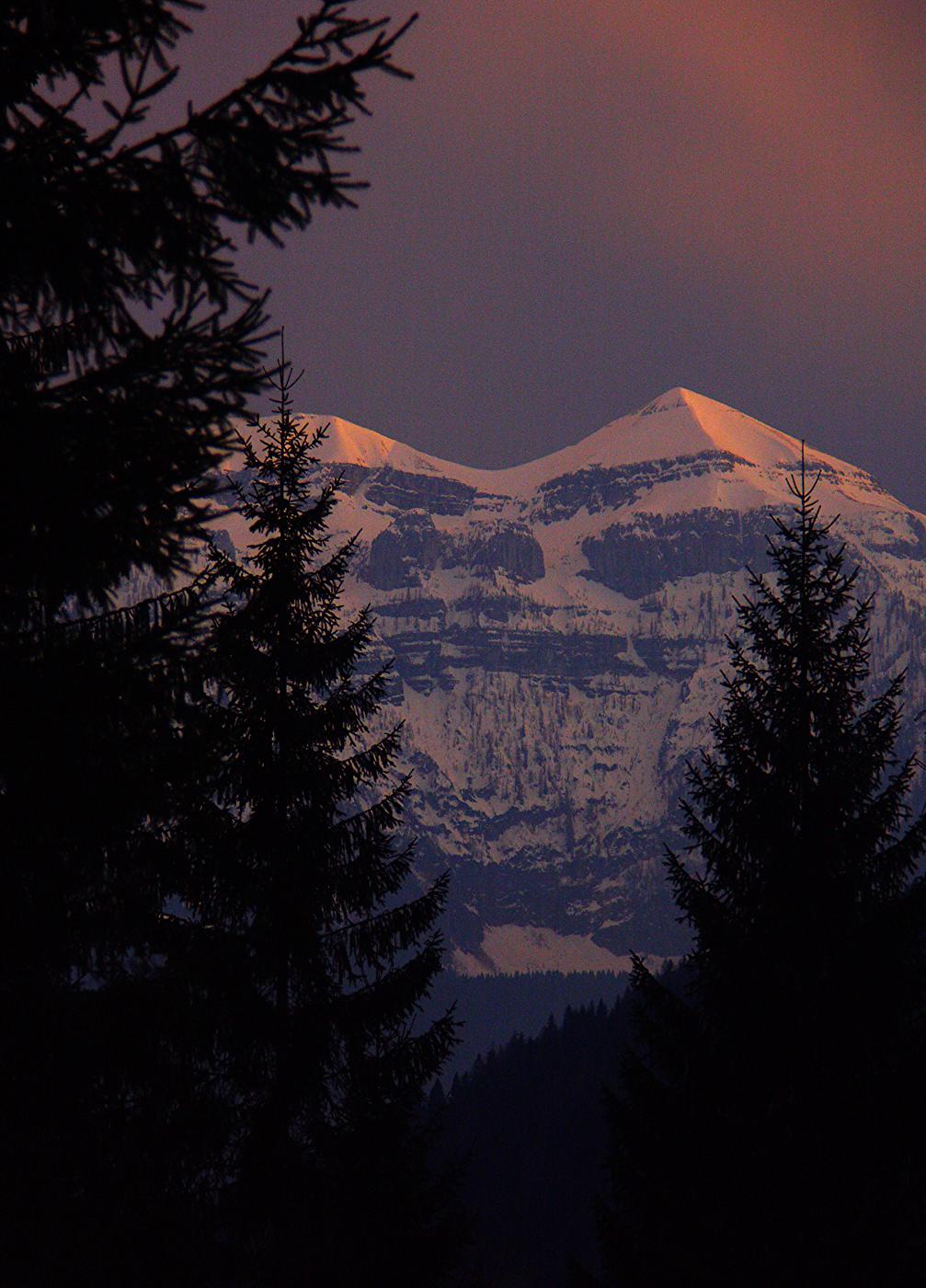 Dolomiti, il Pavione