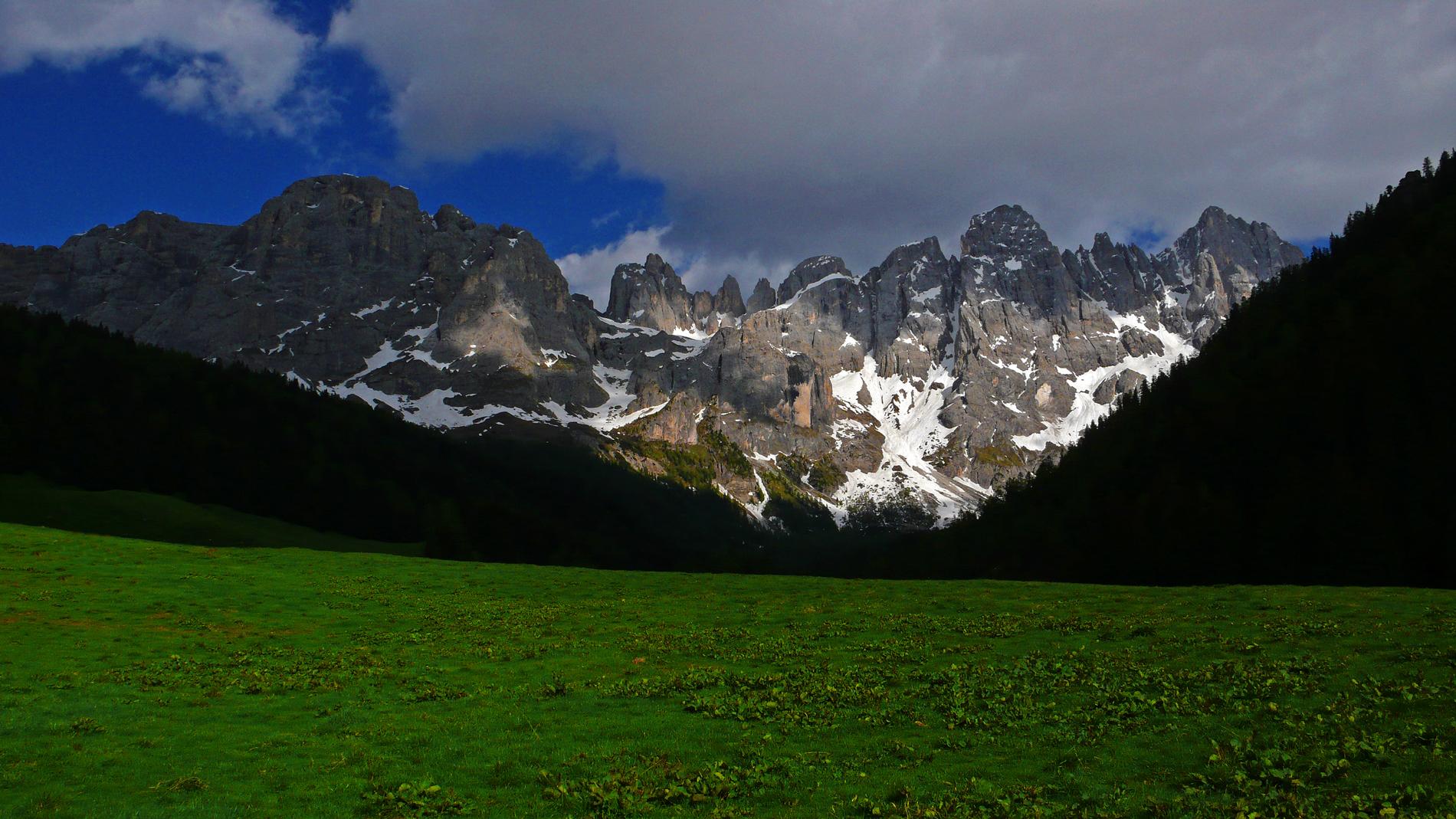 Dolomiti, Val Veneggia e Pale di S.Martino