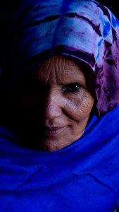 donna viaggio mauritania