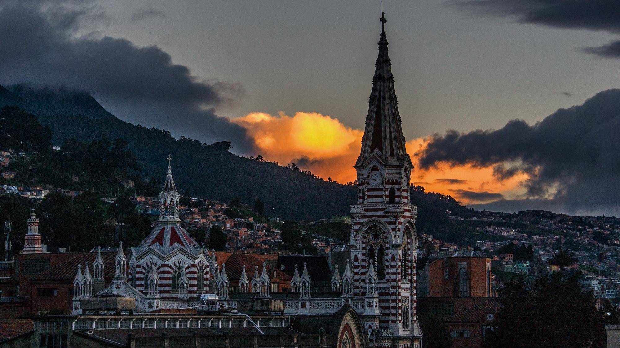 Colombia, Bogotà