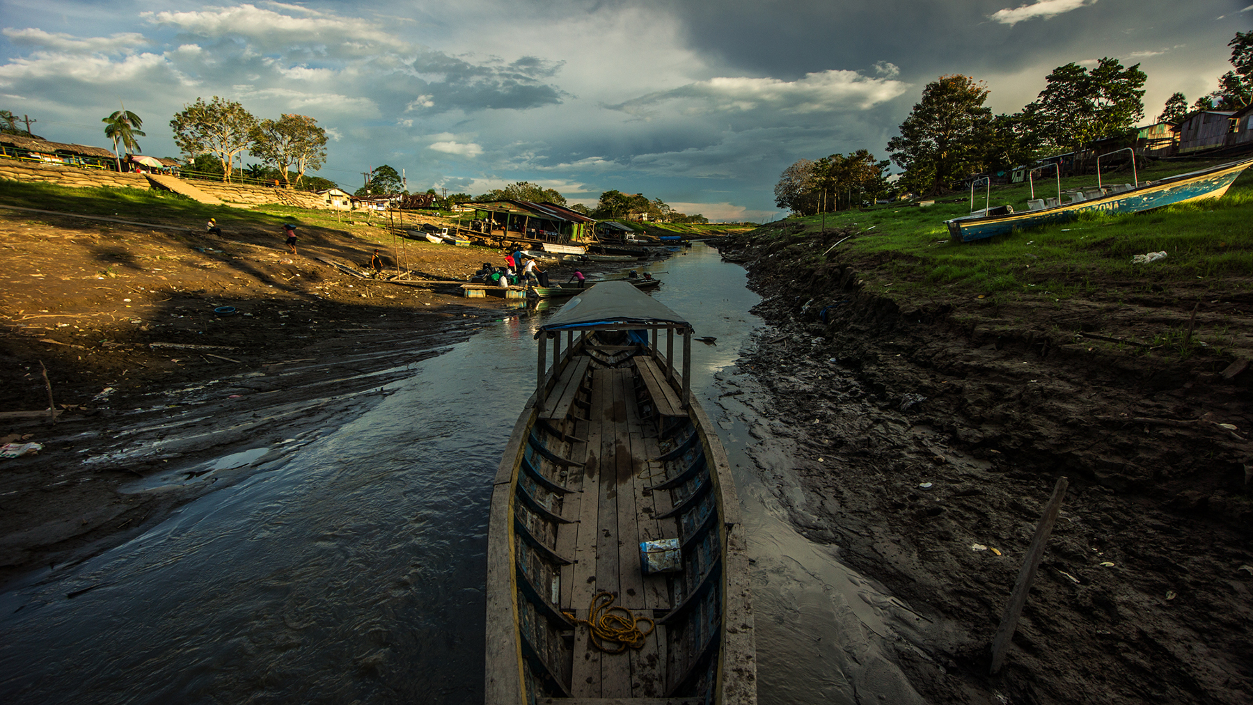 Colombia, Amazzonia, Leticia