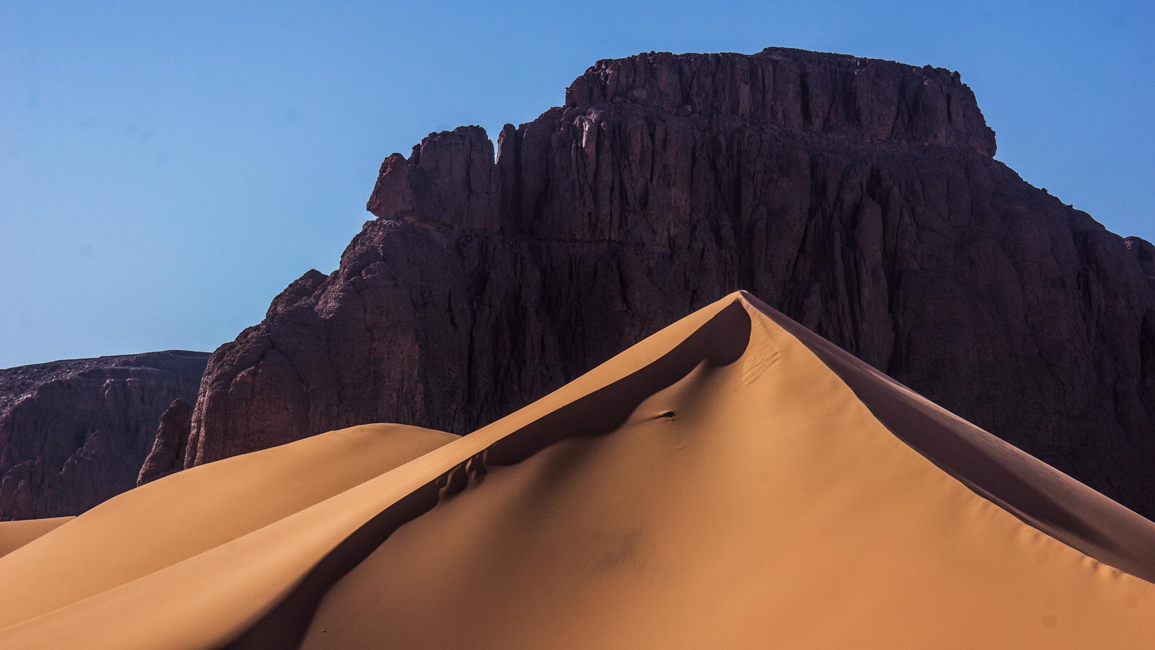 Borkou, la duna di Onnour