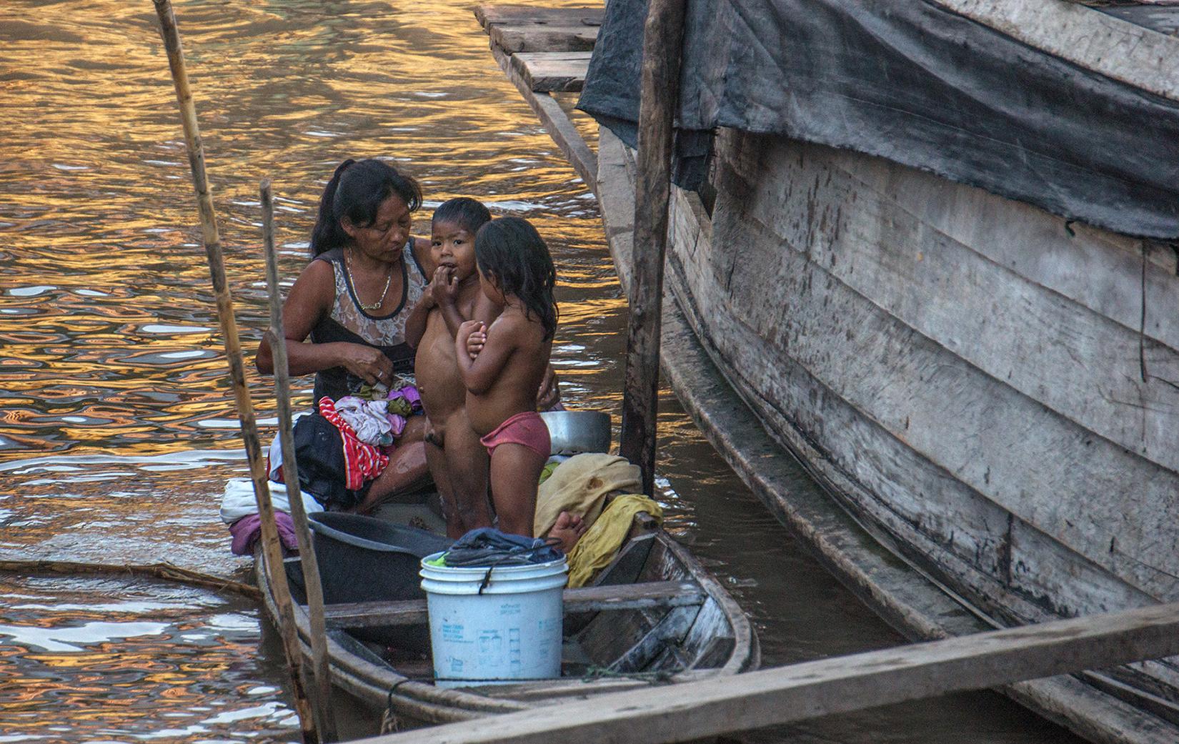 Colombia, Rio delle Amazzoni