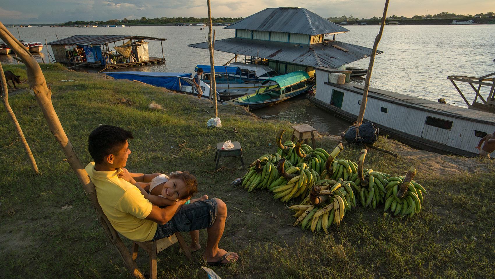 Colombia, il Rio delle Amazzoni a Leticia