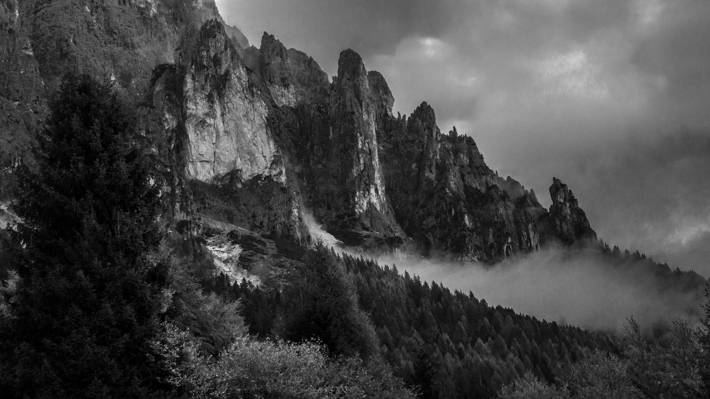Dolomiti, le Pale di San Martino
